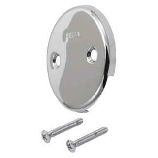 Delta: Overflow Plate And Screws - RP31556