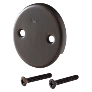 Delta: Overflow Plate And Screws - RP31556RB