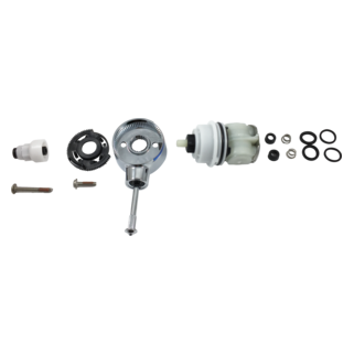 Delta: Single Lever Handle Kit With Cartridge - 17 Series - RP32106