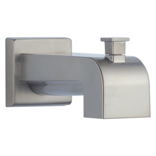 Delta Arzo: Tub Spout - Pull-Up Diverter - RP53419SS