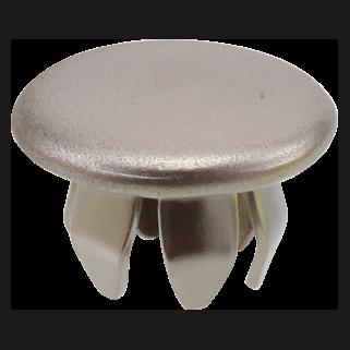 Delta: Plug Button - Two Handle Lavatory Escutcheon - RP6068SS