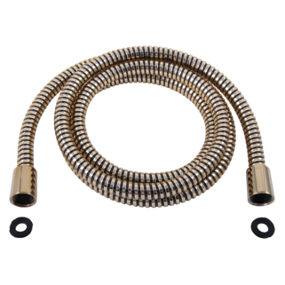 Delta RP64157PB - Delta: Handshower Hose, None - Polished Brass