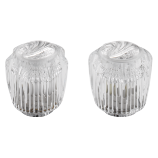 Clear Knob Handle Set - 2502LF & 2522LF Series