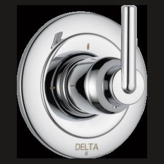 Delta T11759 Trinsic: 2-Setting 2-Port Diverter Trim, Chrome