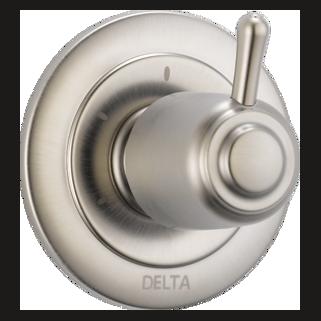 Delta: 3 Setting Diverter Trim - T11800-SS