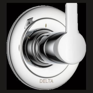 Delta T11861 - Delta Compel: 3 Function Diverter, Chrome
