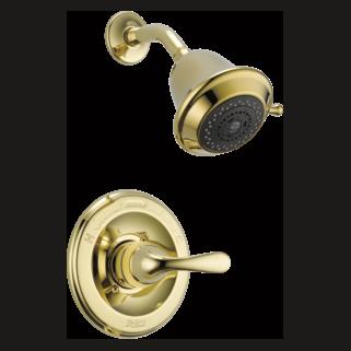 Delta T13220-PBSHCCER - Delta Classic: Monitor(R) 13 Series Shower Trim, Polished Brass