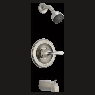 Delta Classic: Monitor® 13 Series Tub/Shower Trim - T13420-SSSOS