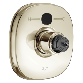T14003-PNT2O-LHP Transitional 14 Series Temp2O Valve Only - Less Handles (Valve and Shower Head Sold Separately)