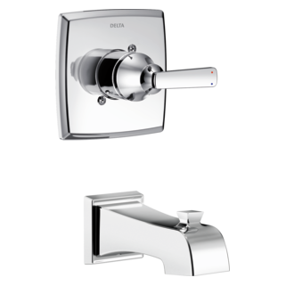 T14164 Monitor 14 Series Tub Trim (Valve and Shower Head Sold Separately)
