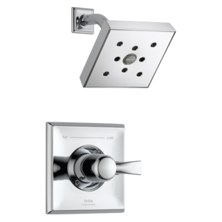 Delta T14251-H2O - Delta Dryden: Monitor(R) 14 Series Shower Trim