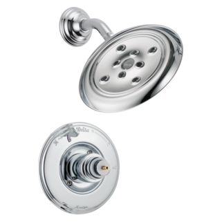 T14255-H2OLHP Monitor 14 Series H2Okinetic Shower Trim - Less Handle (Valve and Shower Head Sold Separately)