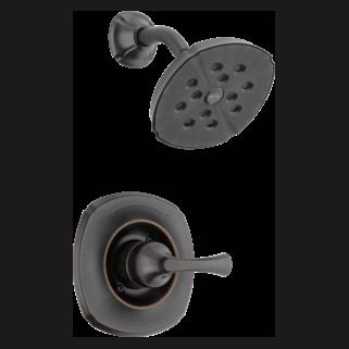 Delta Addison: Monitor® 14 Series Shower Trim - T14292-RB