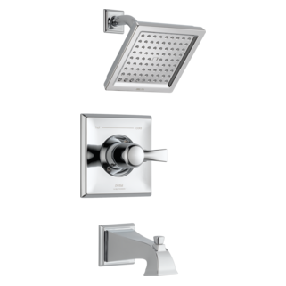 Delta Dryden: Monitor 14 Series Tub And Shower Trim - T14451