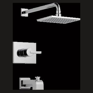 Delta Vero: Monitor 14 Series Tub And Shower Trim - T14453