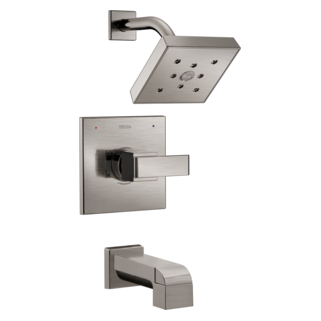 Delta T14467-SS - Ara: 14 Series Tub/Shower Trim