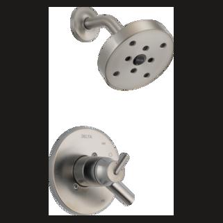 T17259-SS 17 Series MC Shower Trim