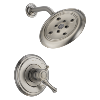 Delta T17297-SS - Delta: Multichoice(R) 17 Series Shower Trim