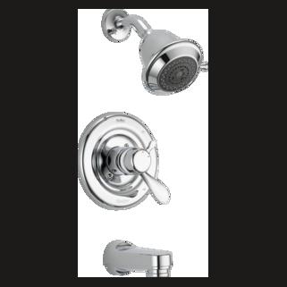 T17430-SOS Monitor(R) 17 Series Tub and Shower Trim