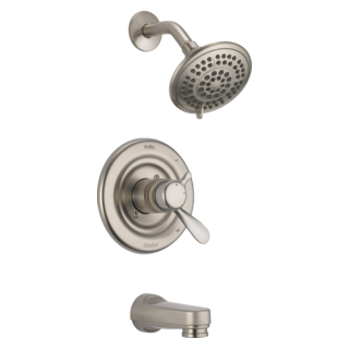 T17430-SS Monitor(R) 17 Series Tub and Shower Trim