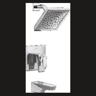 Monitor 17 Series Tub & Shower Trim