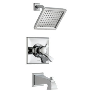 Delta Dryden: Monitor 17 Series Tub And Shower Trim - T17451