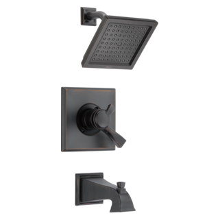 T17451-RB Monitor(R) 17 Series Tub and Shower Trim