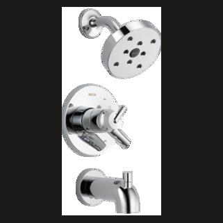 T17459 17 Series MC Tub/Shower Trim