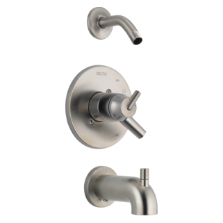 T17459-SSLHD 17 Series MC Tub/Shower Trim - Less Showerhead (Showerhead and rough-in sold separately)