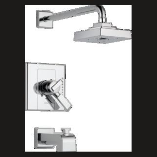T17486 Monitor(R) 17 Series Tub and Shower Trim