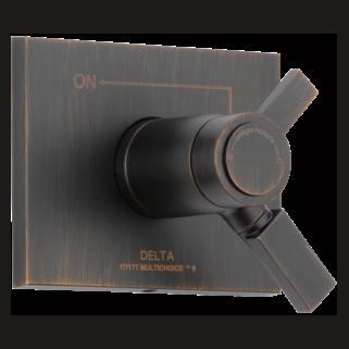 Delta T17T053-RB - Delta Vero: Tempassure(R) 17T Series Valve Trim Only