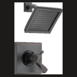 Delta Dryden: Tempassure® 17T Series Shower Trim - T17T251-RB