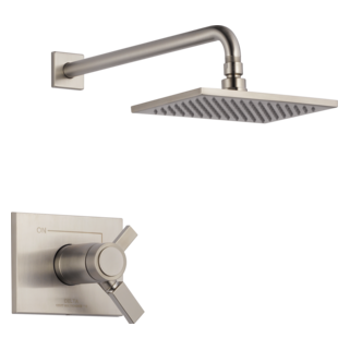 T17T253-SS TempAssure 17T Series Shower Trim (Valve and Shower Head Sold Separately)