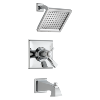 T17T451 TempAssure 17T Series Tub and Shower Trim (Valve and Shower Head Sold Separately)
