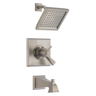 dryden tempassure 17t series tub u0026 shower trim