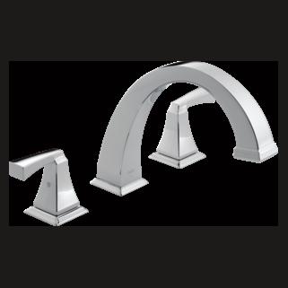 Delta Dryden: Roman Tub Trim - T2751