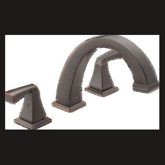 Delta Dryden: Roman Tub Trim - T2751-RB