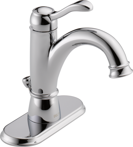 Single Handle Bathroom Faucet 15984lf Eco Delta Faucet